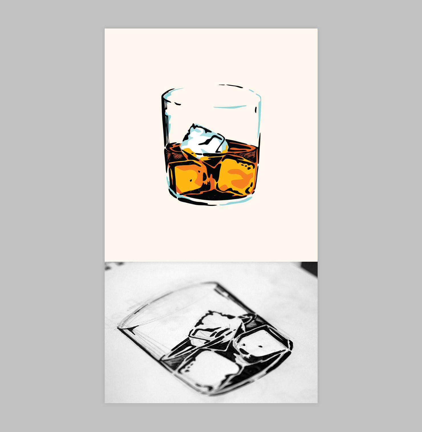 Whiskey_Illustration_CoreyHale